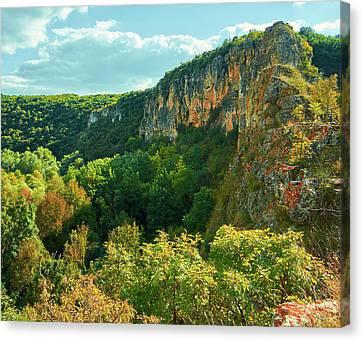 Ivanovo Rocks Canvas Print
