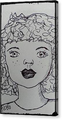 Ivy II Canvas Print by Aimee Fields