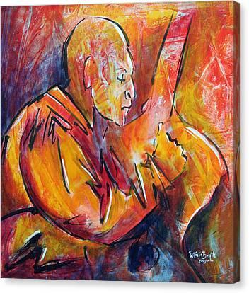 Jacinto Canvas Print