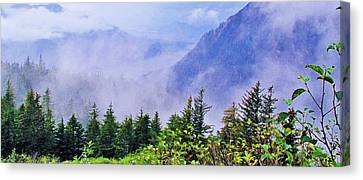 Jade Canvas Print by Martin Cline