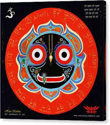 Jagannath Canvas Print