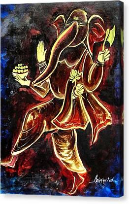 Jai G Canvas Print
