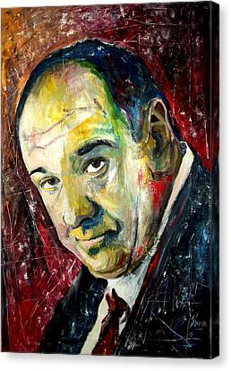 James Gandolfini - Tony Soprano Canvas Print