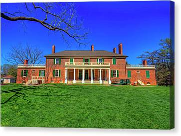Dolley Canvas Print - James Madison's Montpelier by Craig Fildes