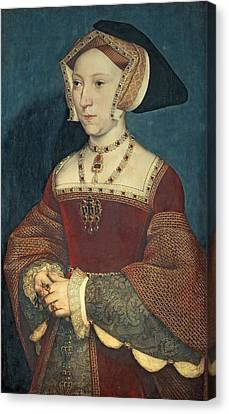 Jane Seymour Canvas Print