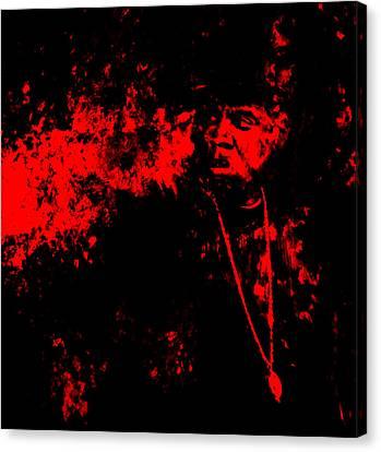 Jay Z 02a Canvas Print