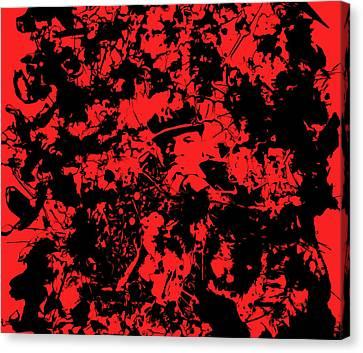 Jay Z 2c Canvas Print