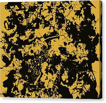 Jay Z 2d Canvas Print