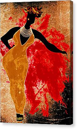 Jazz Reach For It Canvas Print