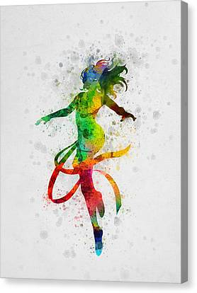 Jean Grey 01 Canvas Print