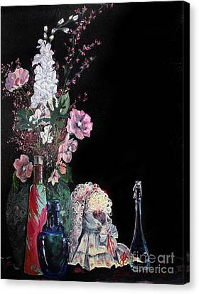 Jenibelle Canvas Print by Jane Autry
