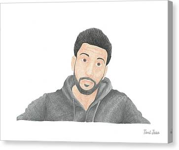 Jesse Wellens Canvas Print