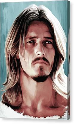 Jesus Christ Superstar Canvas Print