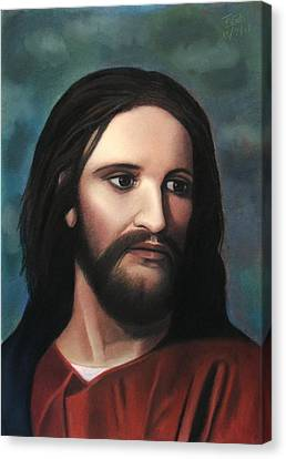 Jesus Of Nazareth - King Of Kings Canvas Print