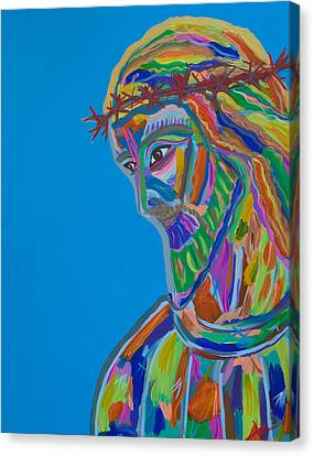 Jesus Of Nazareth Canvas Print