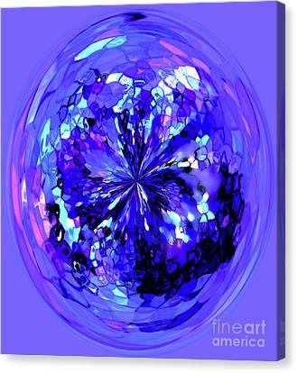 Jewel Canvas Print by Terril Heilman