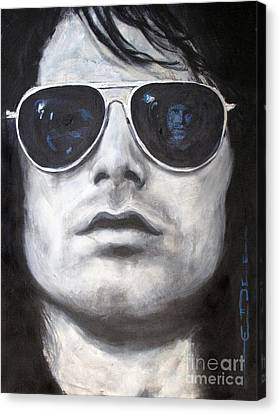 Jim Morrison IIi Canvas Print by Eric Dee