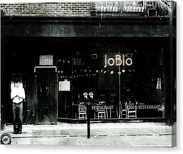 Joblo Canvas Print by Reb Frost
