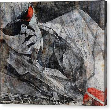 Joe Bonamassa Canvas Print