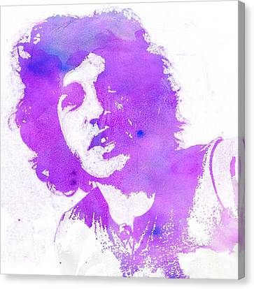 Joe Cocker, Singer Canvas Print