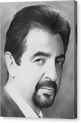 Joe Montegna Canvas Print