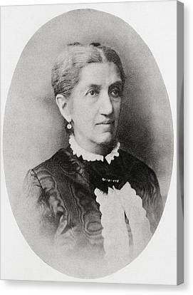 Johanna Friederike Charlotte Dorothea Canvas Print