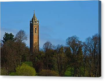 John Cabot Tower Canvas Print