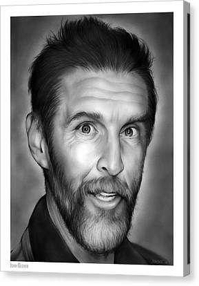 John Glover Canvas Print