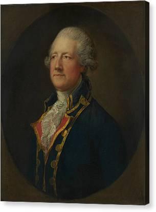 John Hobart, 2nd Earl Of Buckinghamshire Canvas Print