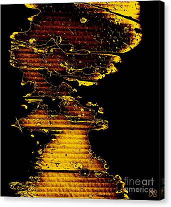 Counterpoint Canvas Print - John Lennon by Chris Brightwell