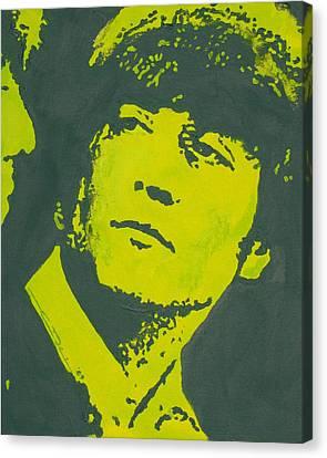 John Lennon Iv Canvas Print by Eric Dee