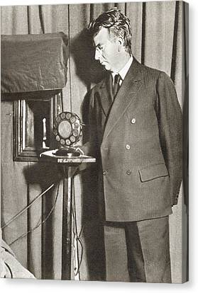 OBAMA HOPE POSTER GIFT INVENTOR OF TELEVISION JOHN LOGIE BAIRD ART PHOTO PRINT