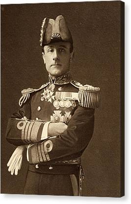 John Rushworth Jellicoe, 1859-1935 Canvas Print by Vintage Design Pics