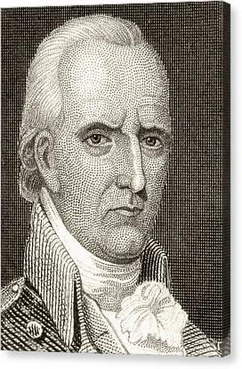 John Stark, 1728 To 1822. American Canvas Print