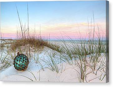 Canvas Print featuring the photograph Johnson Beach by JC Findley