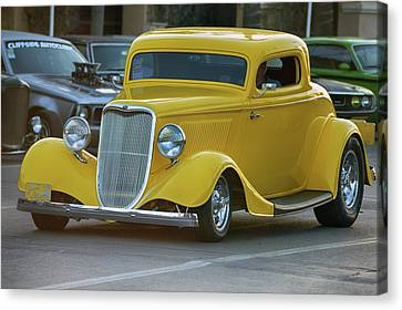 Jokers Wild Coupe Canvas Print by Bill Dutting