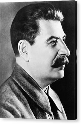 Eht10 Canvas Print - Joseph Stalin, Secretary-general by Everett