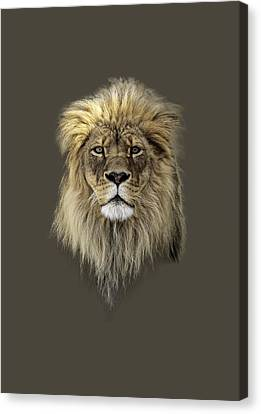 Joshua T-shirt Color Canvas Print by Everet Regal