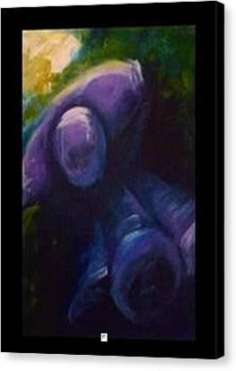 Journey 4 Canvas Print by Carol Rashawnna Williams