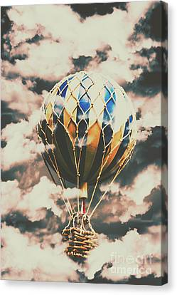 Surrealistic Canvas Print - Journey Beyond by Jorgo Photography - Wall Art Gallery