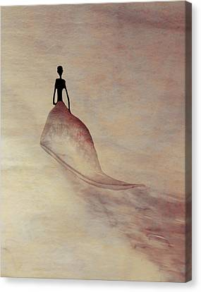 Journey Canvas Print by Paul St George