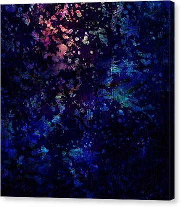 Joy Comes In The Morning Canvas Print by Rachel Christine Nowicki