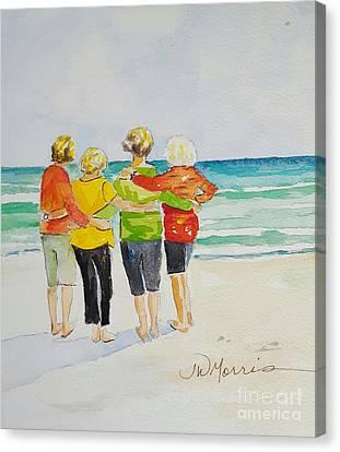 Joy, Phil. 4.1 Canvas Print