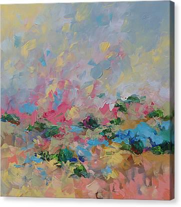 Joyful Day Canvas Print