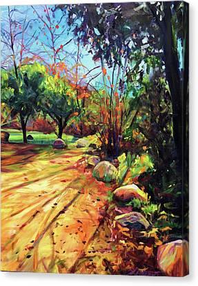 Joyous Light Canvas Print