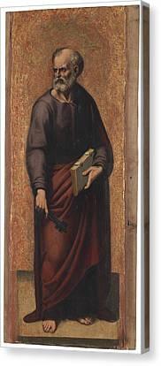 Juan De Canvas Print