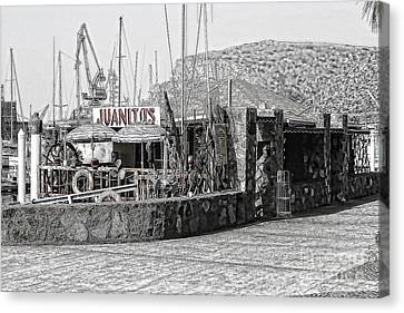 Juanitos Canvas Print