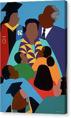 Canvas Print - Jubilee by Synthia SAINT JAMES