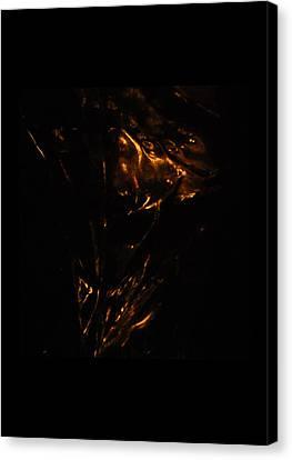 jul 18, 2016, Consciousness, Canvas Print by Nayan Mipun