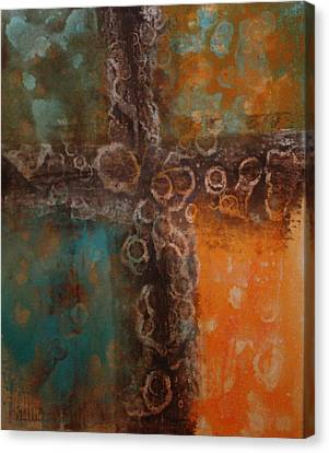 Prime Canvas Print - Cross by William Hartill